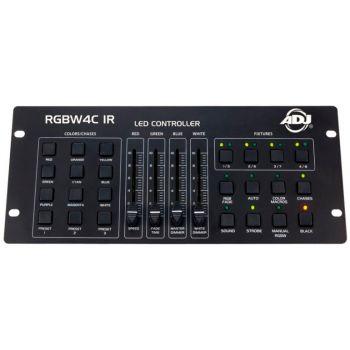 ADJ RGBW 4C IR Controlador DMX