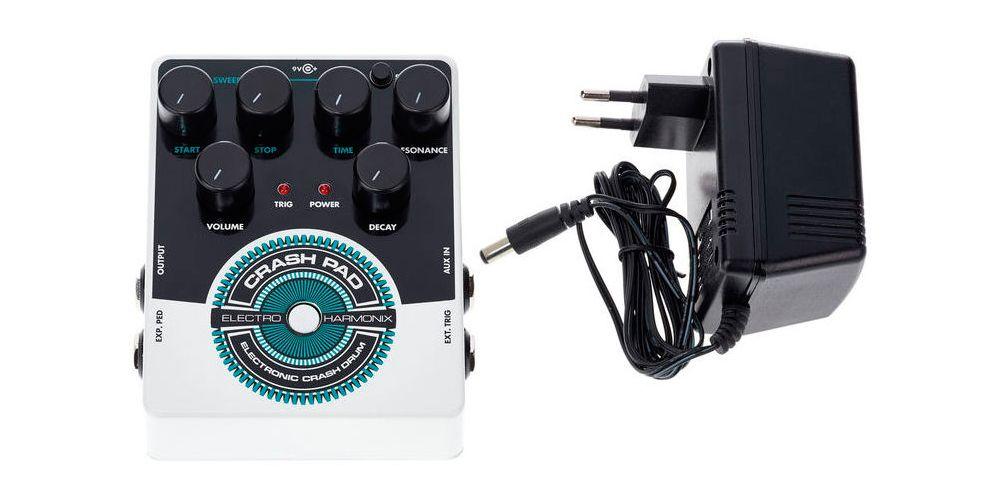 electro harmonix crash pad 5