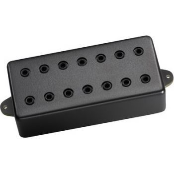 DiMarzio Imperium Bridge Dave Davidson Model - 7 cuerdas - DP716BK