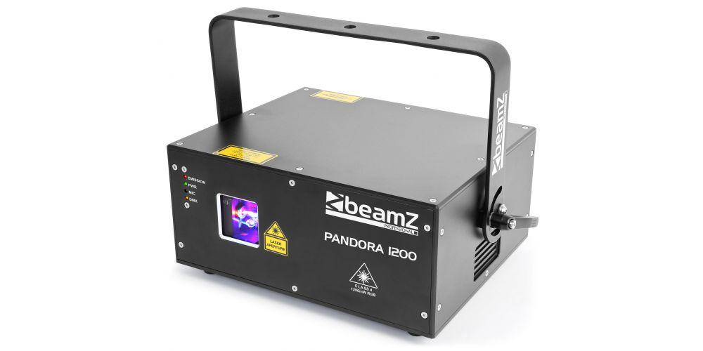 Beamz Pandora 1200 Laser TTL RGB