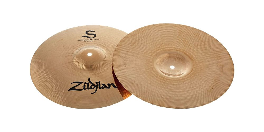 Low Cost Zildjian 14 S Series Mastersound HiHat