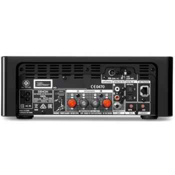DENON RCDN9 Black + Jamo S622-WH