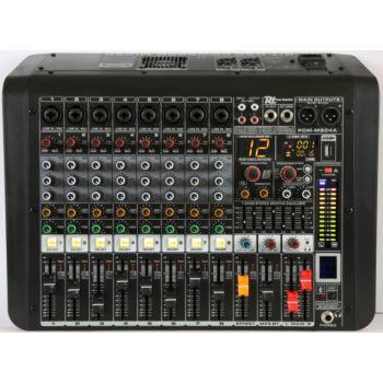 Power Dynamics PDM-M604A Mezclador directo amplificado 6 canales 172612