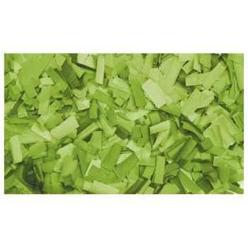 Showtec Show Confetti Rectangle 55 x 17mm Green 1Kg Verde Claro 60910CGR