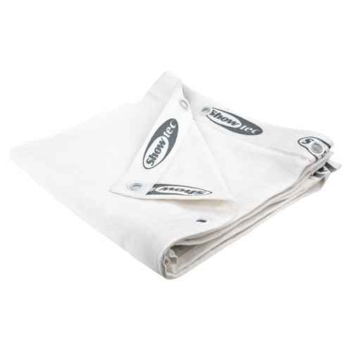 Showtec Square cloth white
