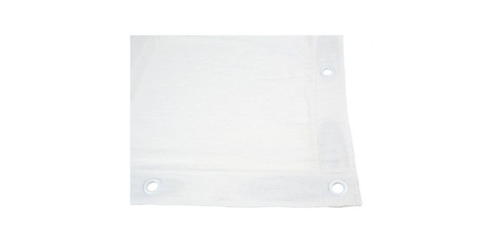 showtec square cloth white 89062 oferta