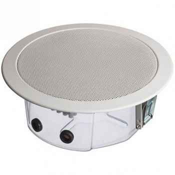 Contractor Audio DL-E 06-165/T-EN54 Altavoz de techo de 6""