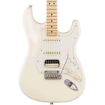 Fender American Pro Stratocaster MN HSS ShawBucker Olympic White