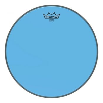 Remo 14 Emperor Colortone Blue BE-0314-CT-BU