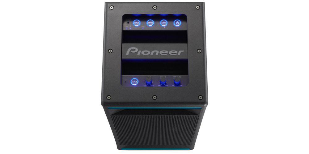 pioneer club5 black altavoz autoamplificado sistema audio club xwsx 50 bk
