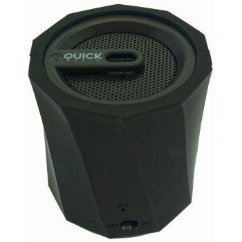 QUICK MEDIA SPS3BT Negro Altavoz Bluetooth