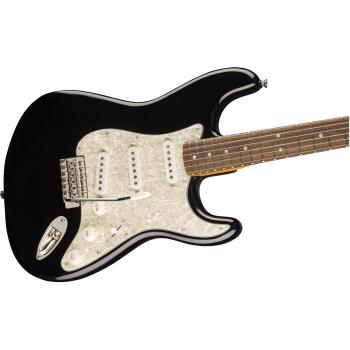 Fender Squier Classic Vibe 70s Stratocaster LRL Black Guitarra Eléctrica