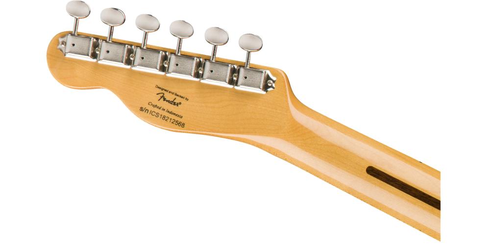 fender classic vibe 70s telecaster custom maple fingerboard 3 color sunburst oferta