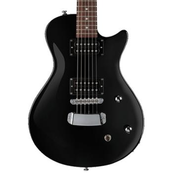 Hagstrom Ultra Swede ESN Black Gloss Guitarra Eléctrica Single Cutaway