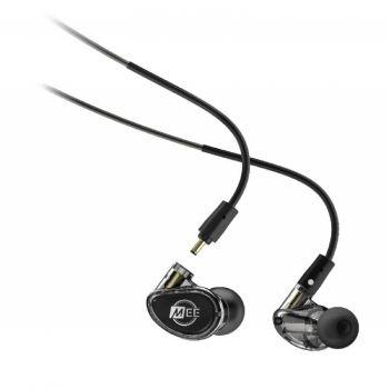 Mee Audio MX4 PRO Black Auriculares In Ear profesional para escenario MX4 Pro Negros