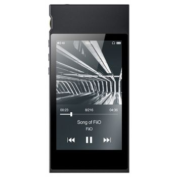 FIIO M7K REPRODUCTOR Hi-Res 512 Gb, Bluetooth Wifi Negro