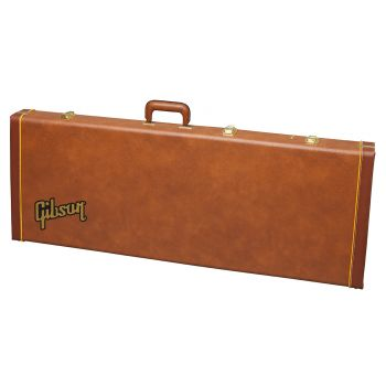 Gibson Explorer Hardshell Case Brown Instrument Case Estuche Guitara