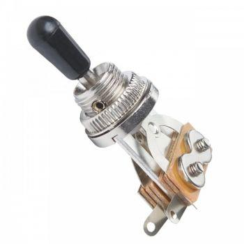 Epiphone PEST-020 Toggle Switch Nickel Repuesto para Guitarra Eléctrica