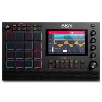 Akai MPC LIVE II Controlador Produción Musical Autonomo