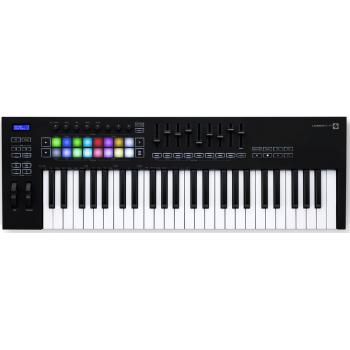 Novation Launchkey 49 MK3 Teclado Controlador teclado MIDI de 49 Teclas