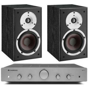Cambridge Audio AXA25+Dali Spektor 1 Black Conjunto audio