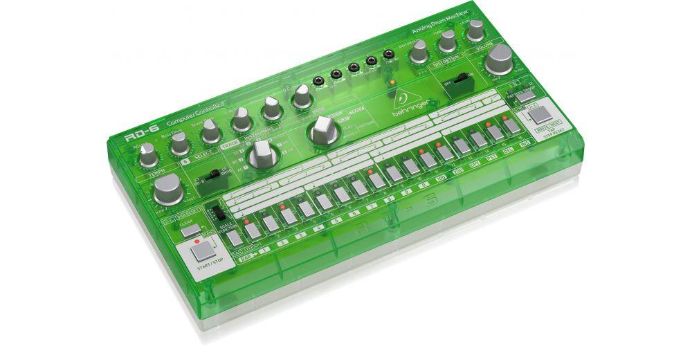 behringer rd 6 lm caja ritmos