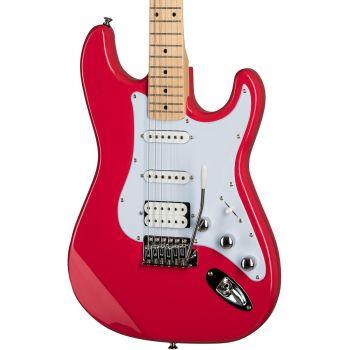 Kramer Focus VT-211S Ruby Red Guitarra Eléctrica