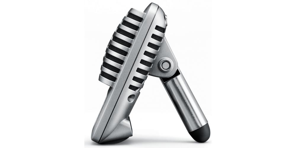 SHURE MV51 DIG Microfono digital de condensador de gran diafragma con cable lightning