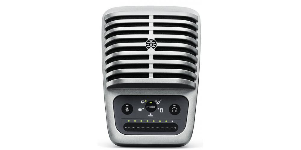 SHURE MV51 DIG Microfono digital de condensador gran diafragma cable lightning