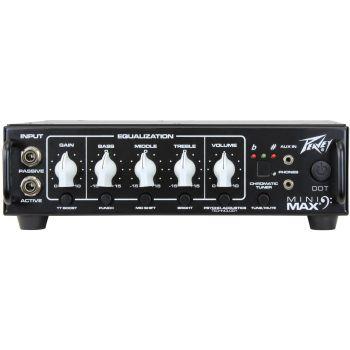 Peavey MiniMAX 500 Amplificador para Bajo