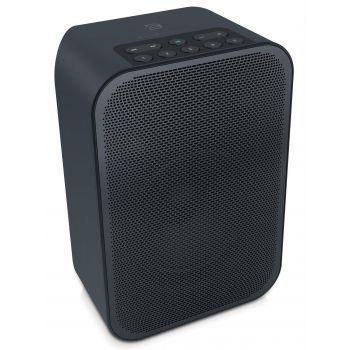 Bluesound Pulse Flex 2i Black, Altavoz Activo con Wi-Fi Bluetooth Negro