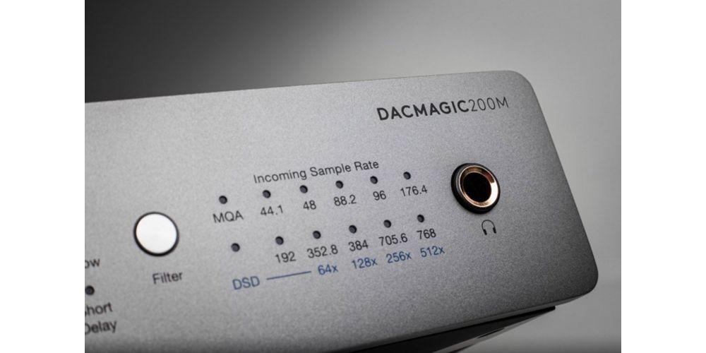 cambridge audio dacmagic 200 usb xlr amplificador auriculares
