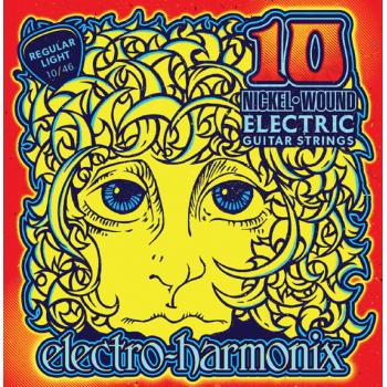 Electro Harmonix SET 6 CUERDAS CALIBRE 10