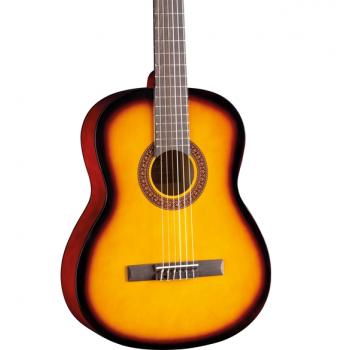 Eko CS-10 Sunburst Guitarra Clasica