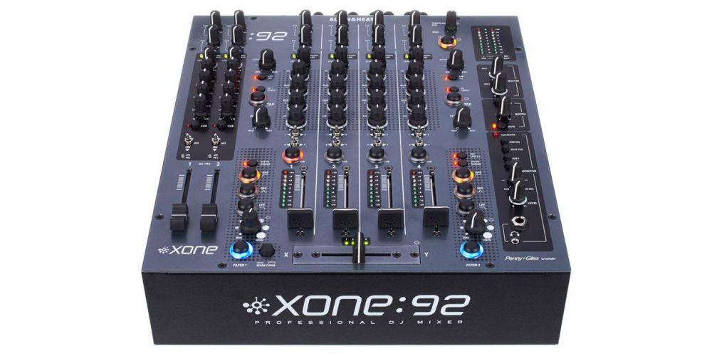 ALLEN-HEATH XONE 92 Mezclador Dj