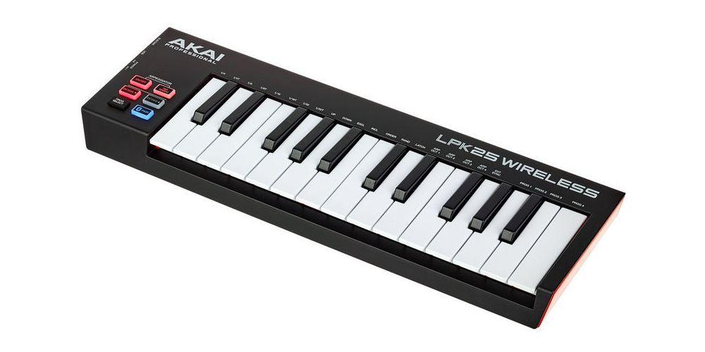 akai lpk25 teclado