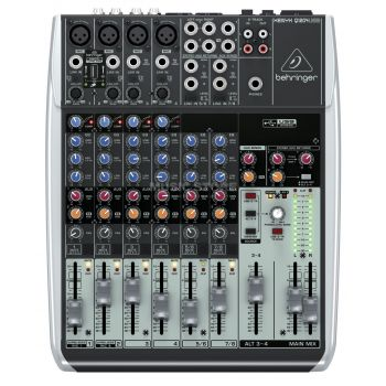BEHRINGER Q1204USB XENYX Mezclador Q-1204-USB