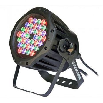 BRITEQ LED POWER BEAM Proyector de Led  RGB 36 Leds Ref 4322