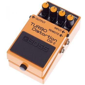 Boss DS 2 Pedal Compacto Guitarra Eléctrica