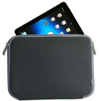 NILOX LAPTOP SLEEVE GRIS Bolsa Transporte Netbook 10,1""