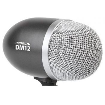 PROEL DM12 Micrófono Dinámico Instrumento