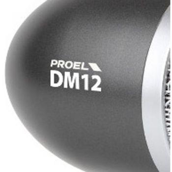 Proel DM12 Micrófono Dinámico para Batería
