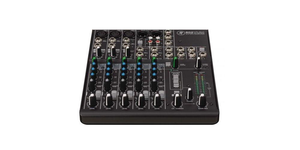 mackie 802 VLZ4 mesa mezclas 8canales
