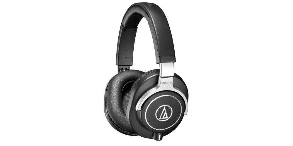 AUDIO-TECHNICA ATH-M70X Negro Auricular Profesional