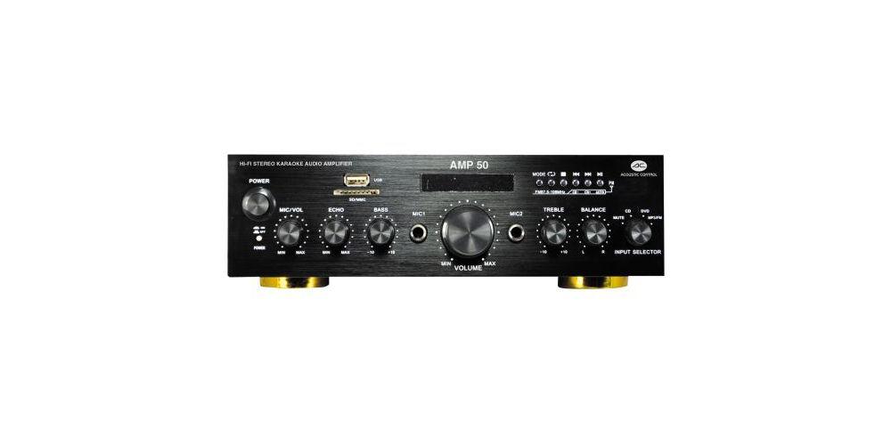 comprar amplificador amp50
