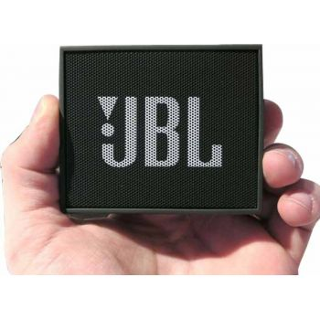 JBL GO Negro Altavoz Bluetooth Con Bateria ( REACONDICIONADO )