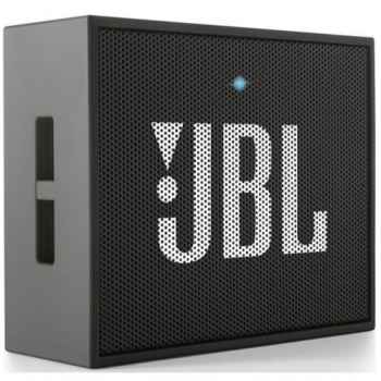JBL GO Negro Altavoz Bluetooth Con Bateria