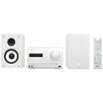 PIONEER XCM35-W Micro Cadena HiFi  Bluetooth Blanca