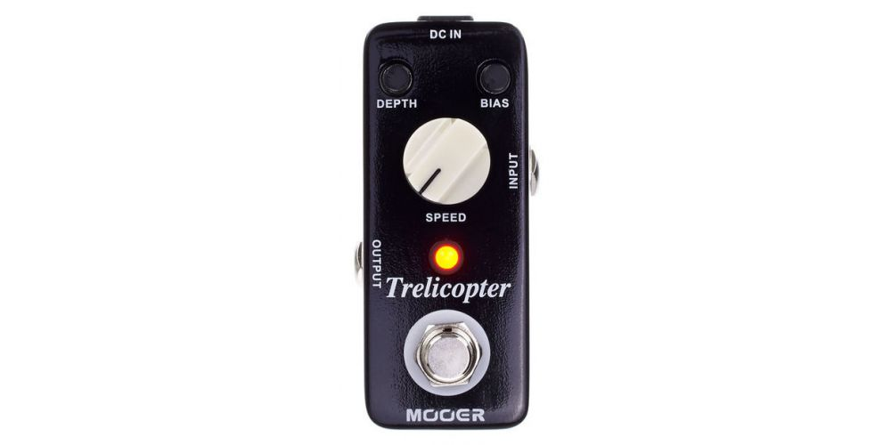 Mooer Trelicopter pedal