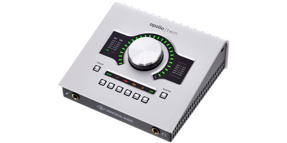 universal audio apollo twin usb precio